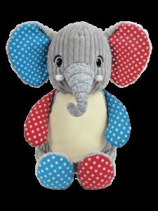 Harley - Harlequin Elephant