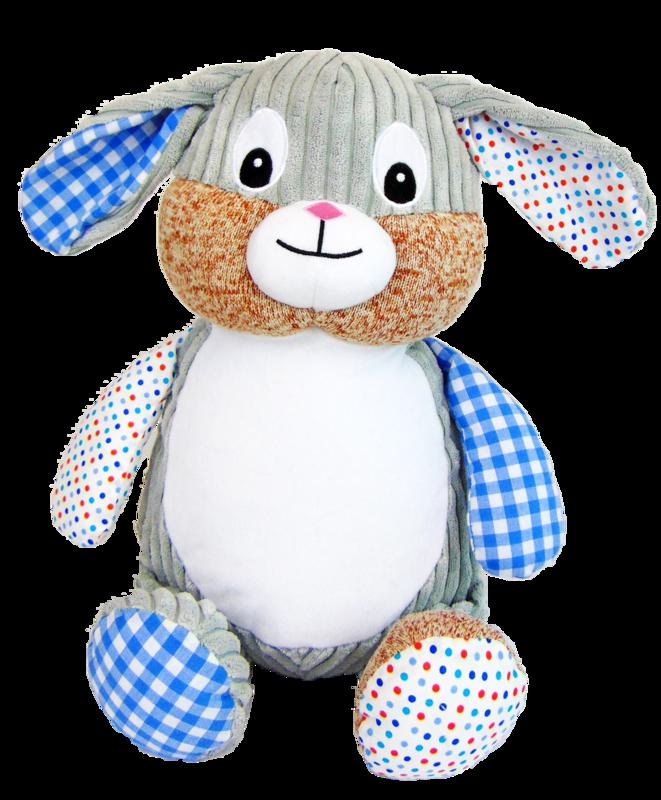 Clovis Brampton Blue Bunny