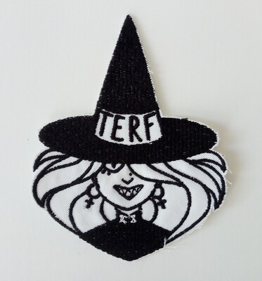 TERF witch patch