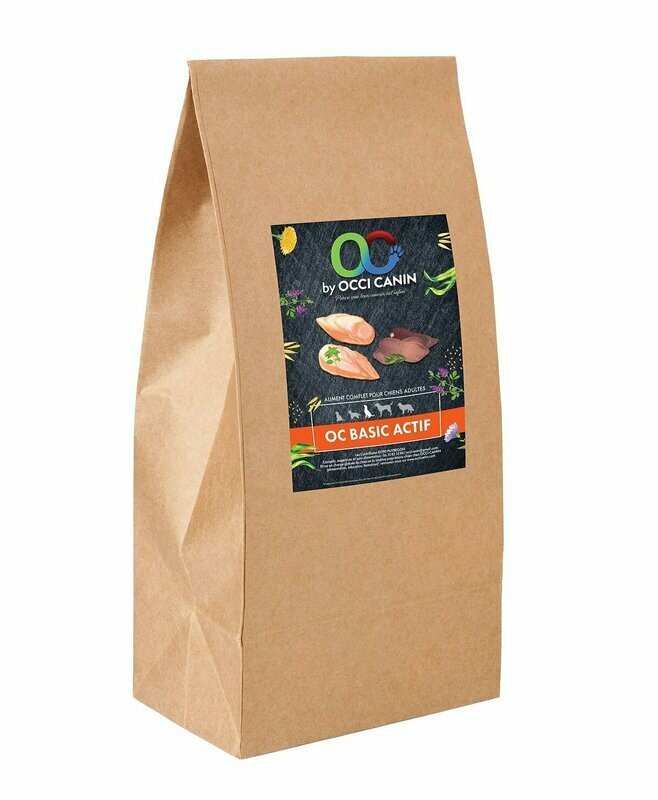 OC Basic ACTIF Grain Free