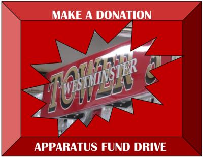 DONATION~2021 APPARATUS FUND DRIVE