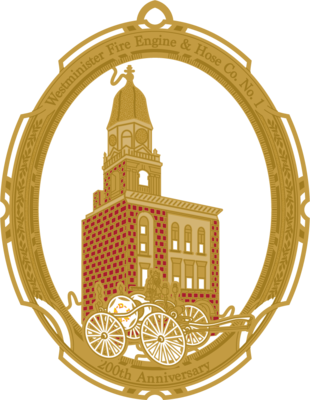 2021- 200th Anniversary Ornament (Pre-Order)