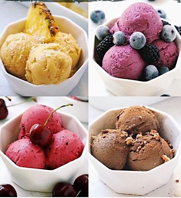 Морозиво з джемом  150 г