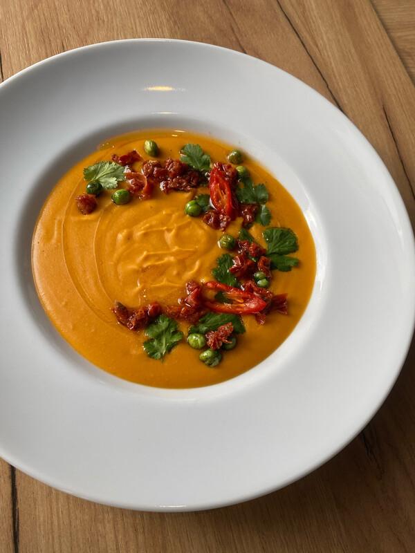 Крем-суп сочевичний 300 г