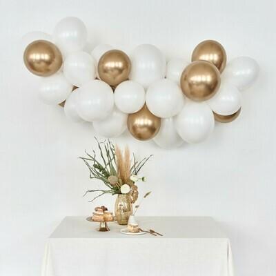 DIY ballonslinger Caïro + 10 LACY balloon buddies