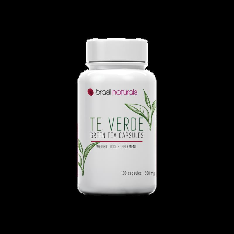 TE VERDE (GREEN TEA) DIET SUPPLEMENT