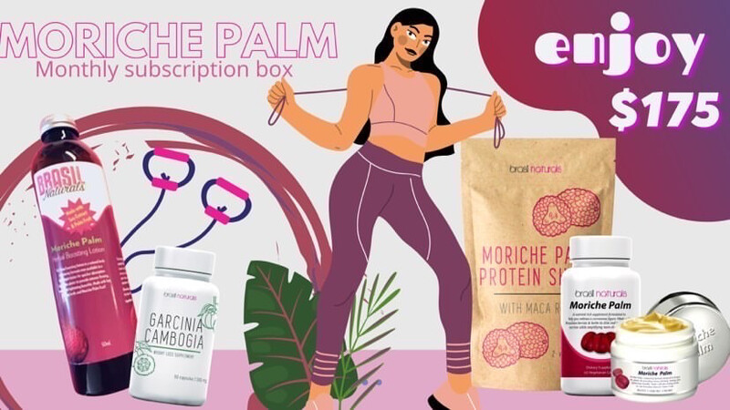 Moriche Palm Subscription Box