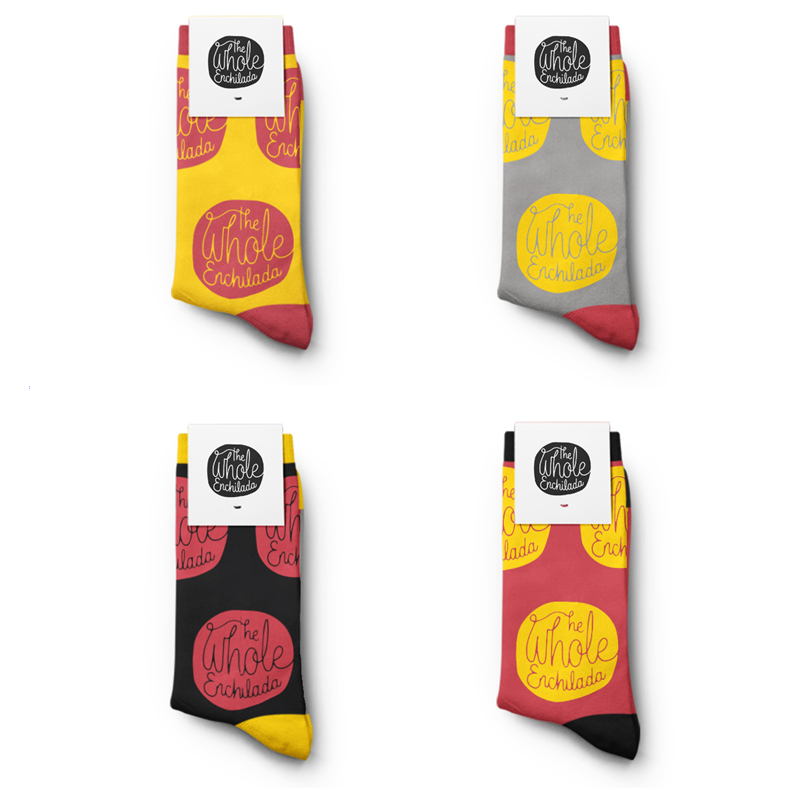All the Socks (4-Pack)