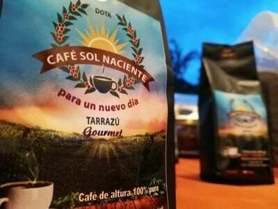 Café Gourmet en grano 340g  Tueste Medio