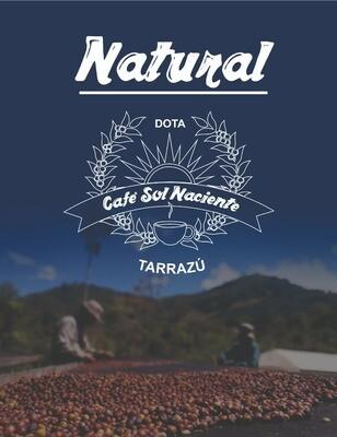Café Edición Especial en grano 460g  Proceso Natural