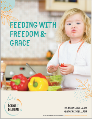 Feeding with Freedom and Grace (E-Book)