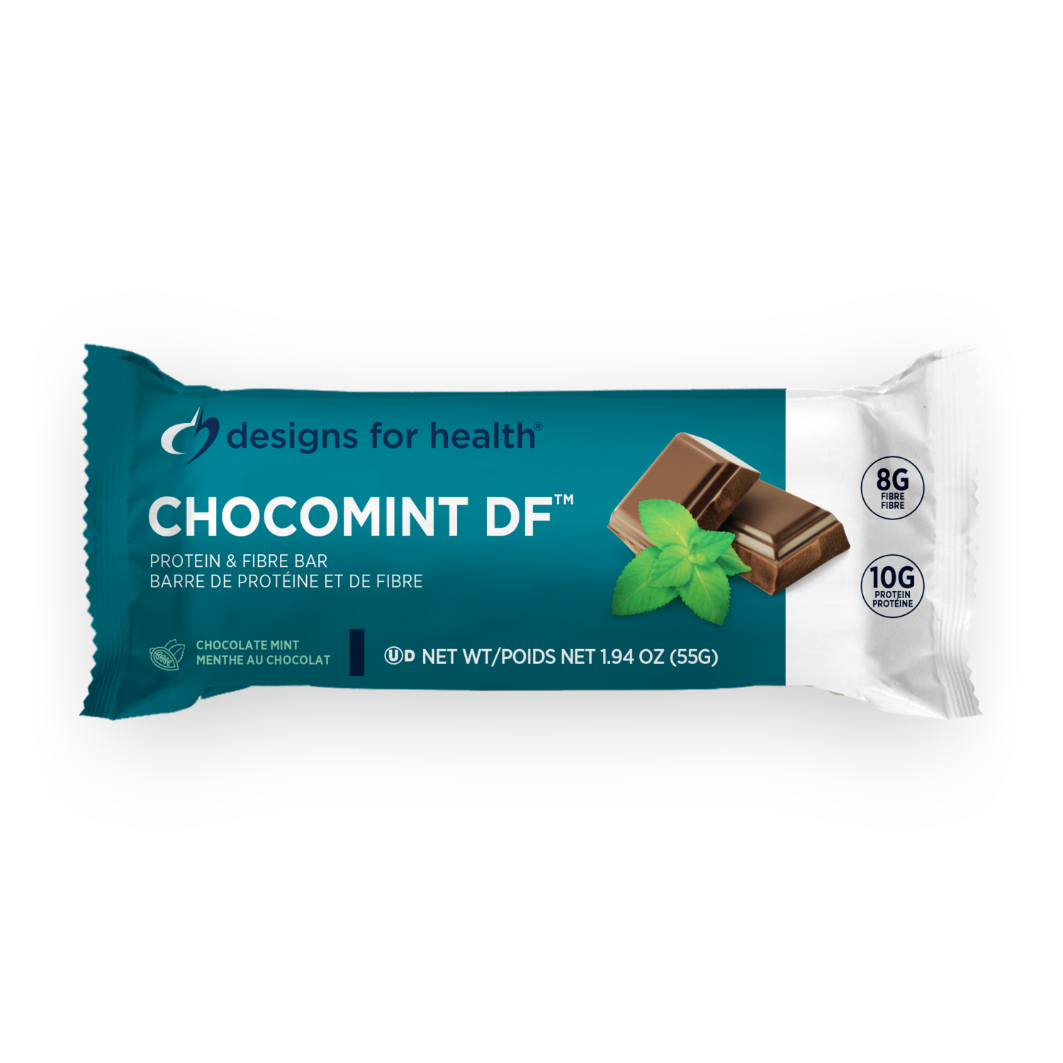 CHOCOMINT VEGAN/VEGETARIAN BARS (12)