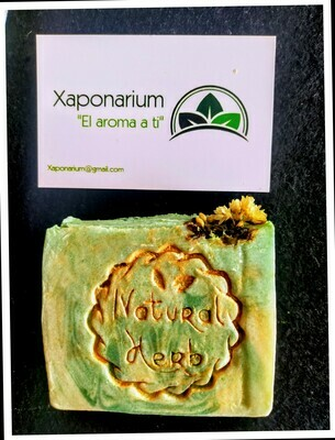 Jabón de Aloe Vera y Pepino