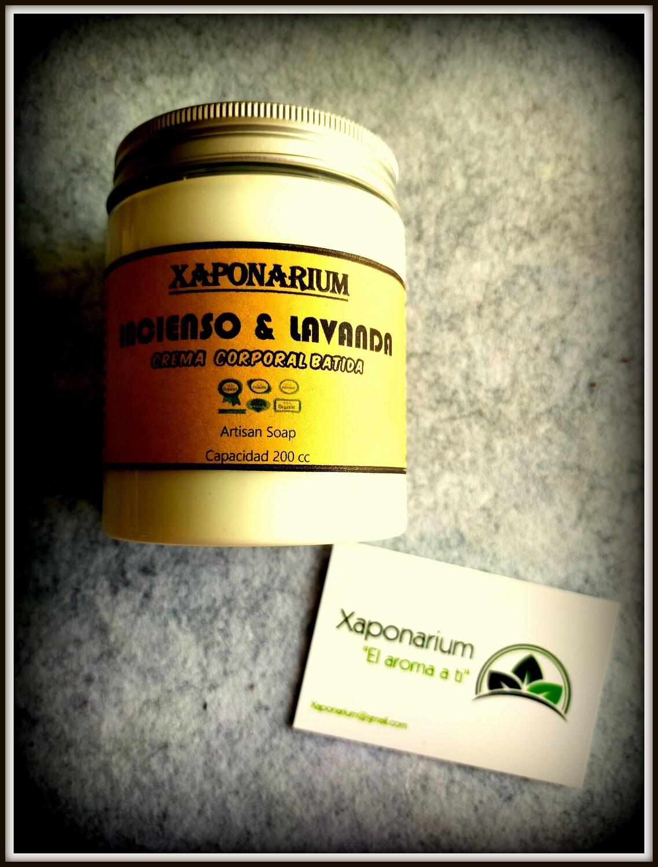 Manteca batida de karité / Textura Mousse