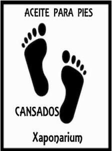 Aceite pies cansados / Bruma de Almohada