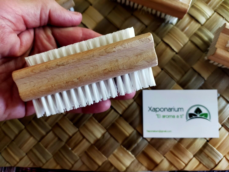 Cepillo de Uñas de madera