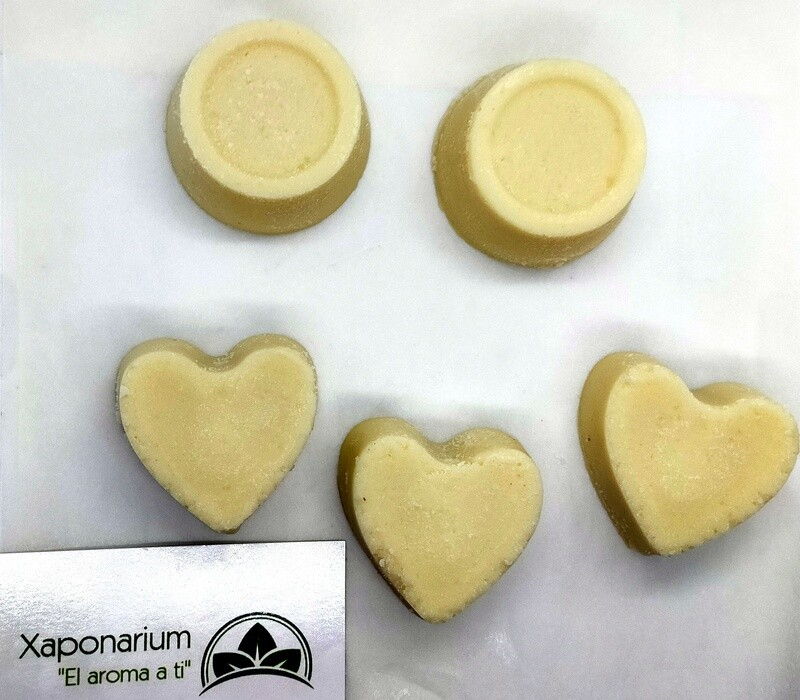 Crema Manos con lanolina / Sólida