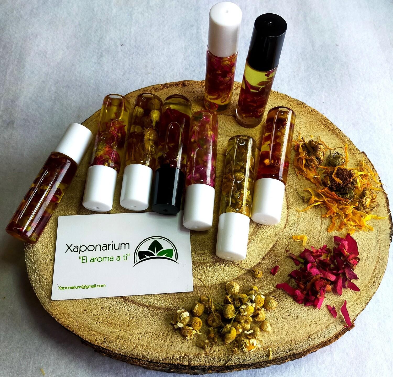Aceite Aromático de Cuerpo - Botánico
