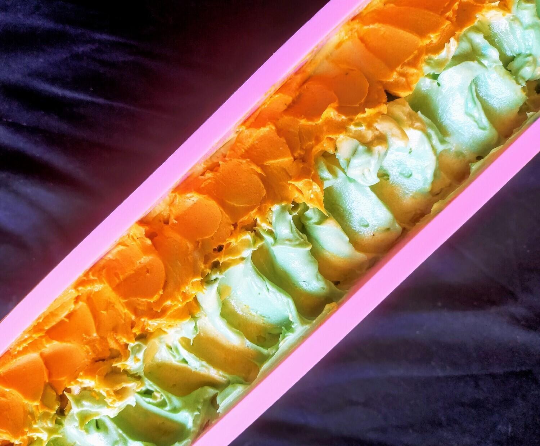 Jabón de Hierbabuena-Naranja