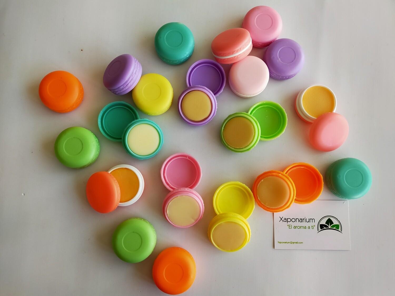 Bálsamo Labial - Macarons