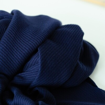 Трикотажная лапша Синяя