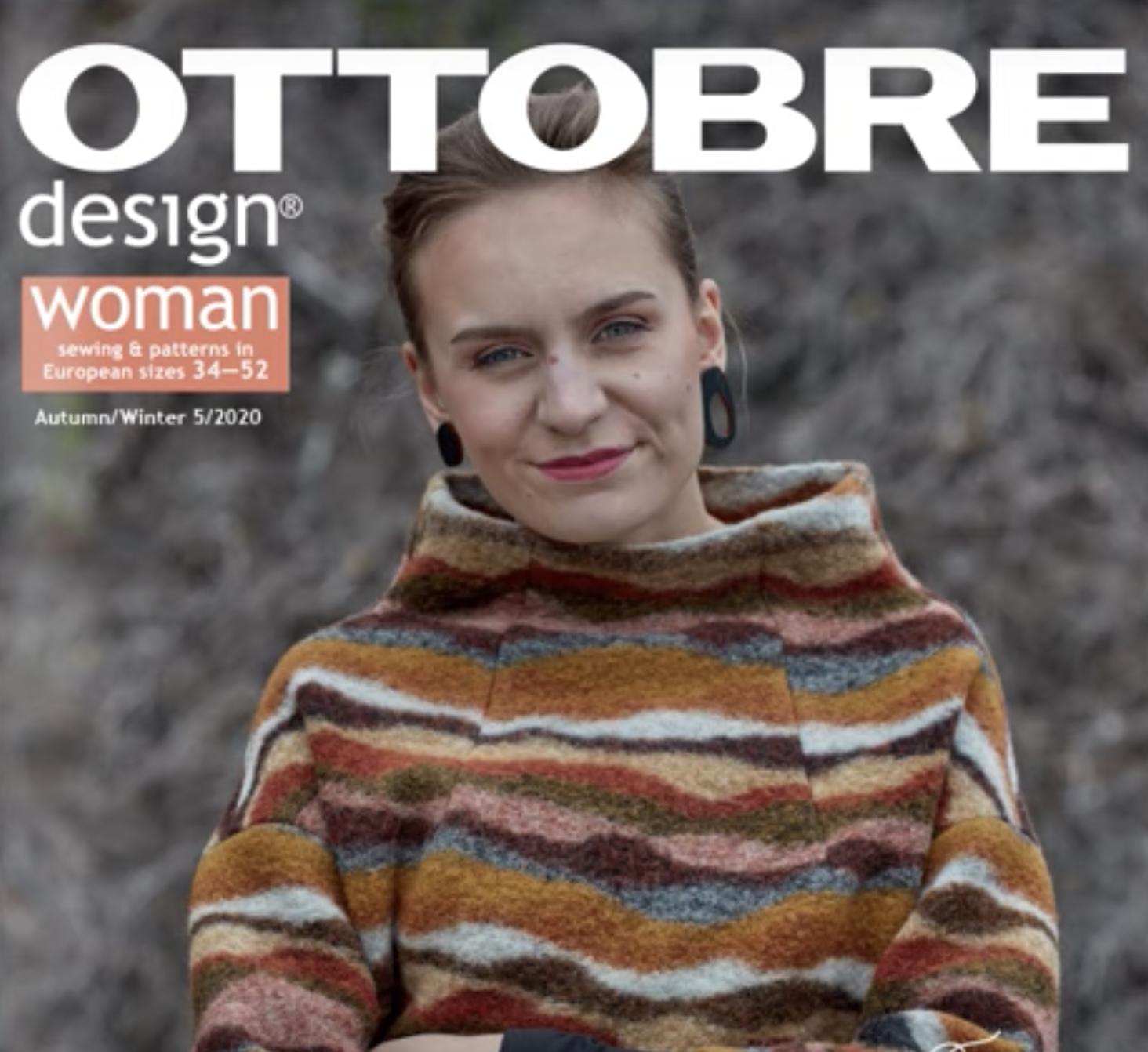 Журнал OTTOBRE design autumn/winter 5/2020