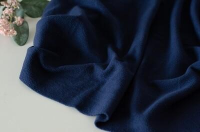 Флис антипиллинг Темно-синий