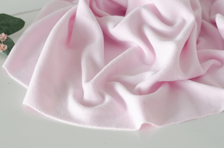 Флис антипиллинг Светло-розовый