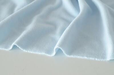 Флис антипиллинг Светло-голубой