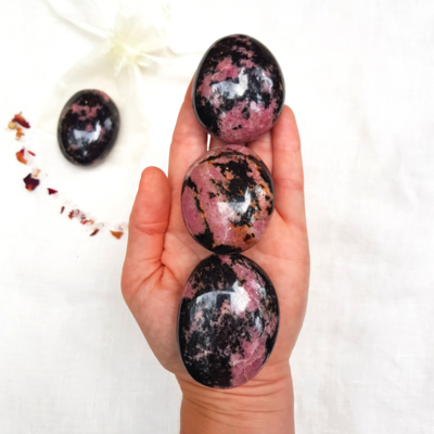 RHODONITE Super Stone (Large Size)
