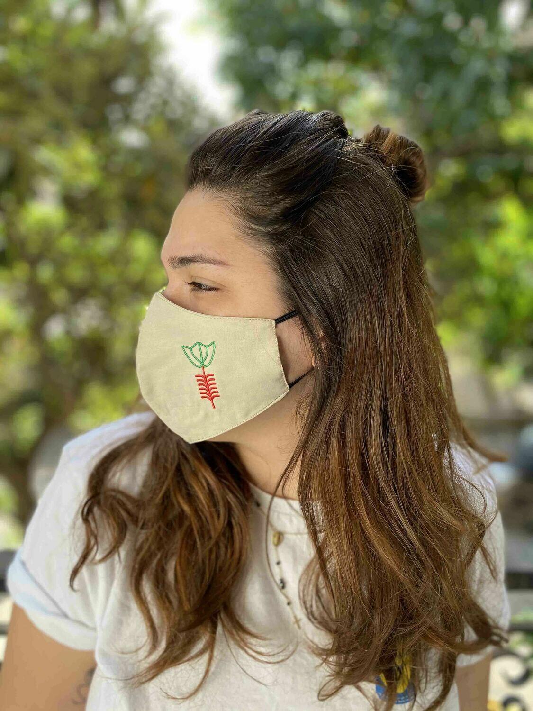 Lebanese Coffee Mask - 001