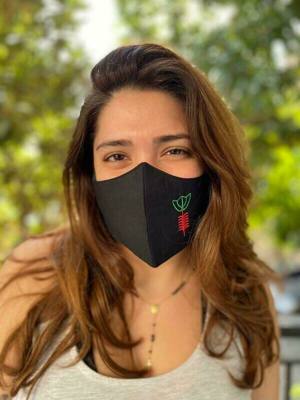 Lebanese Coffee Mask Black