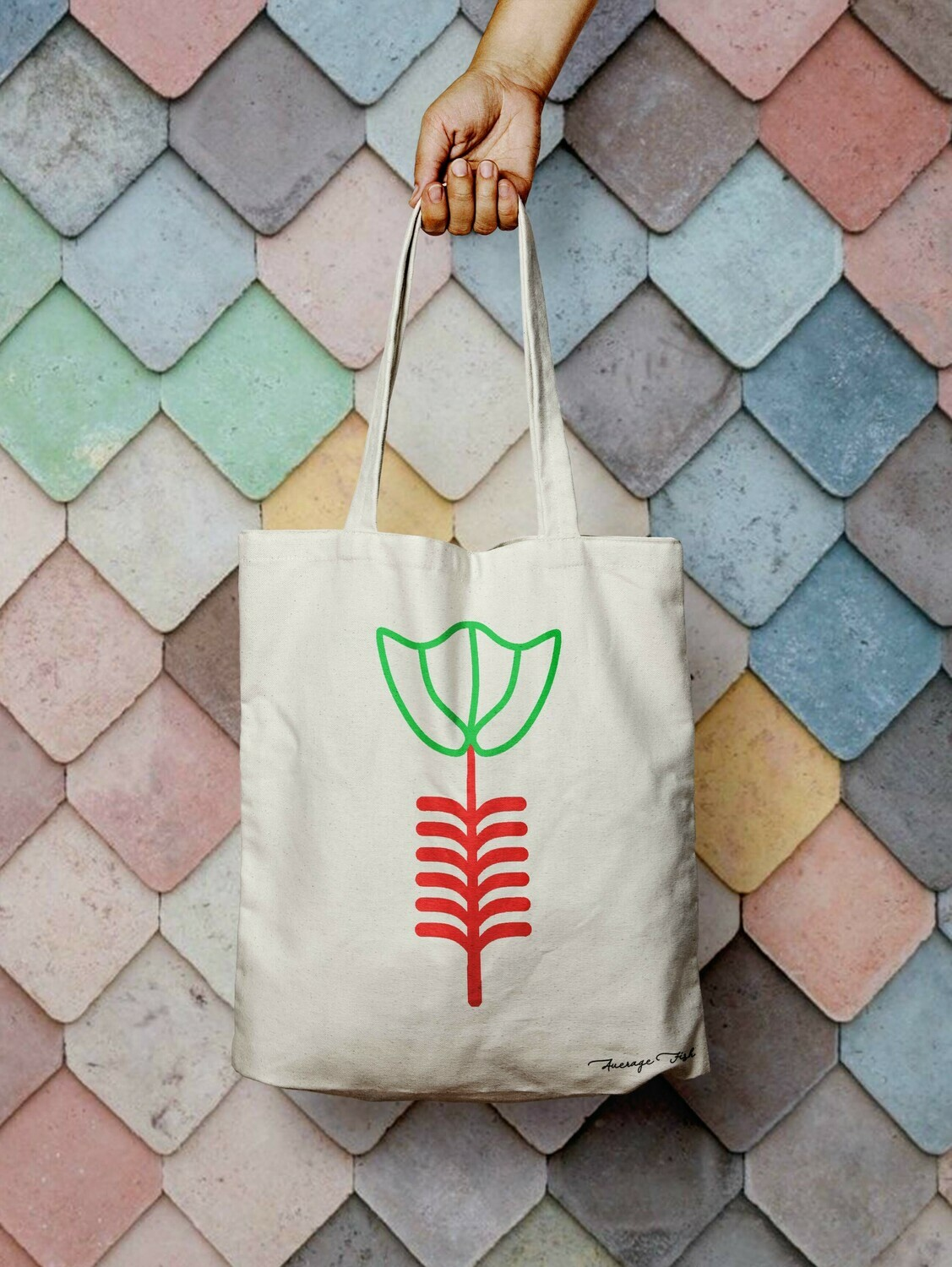 Lebanese Coffee Tote Bag