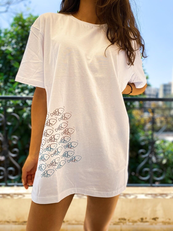 Oversized T-shirt - 002