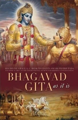 Bhagavad Gita As It Is : English