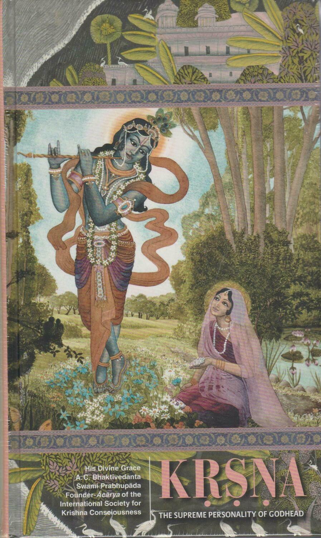 Krsna, The Supreme Personality of Godhead : English