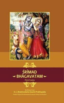 Srimad Bhagavatam Canto 1 : English