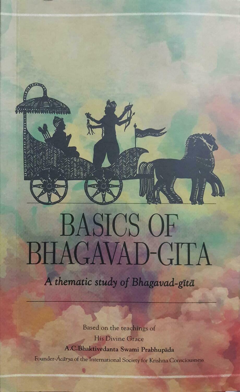Basics of Bhagavad Gita : English