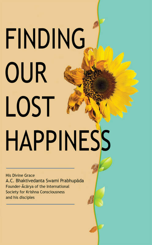Finding Our Lost Happiness: English