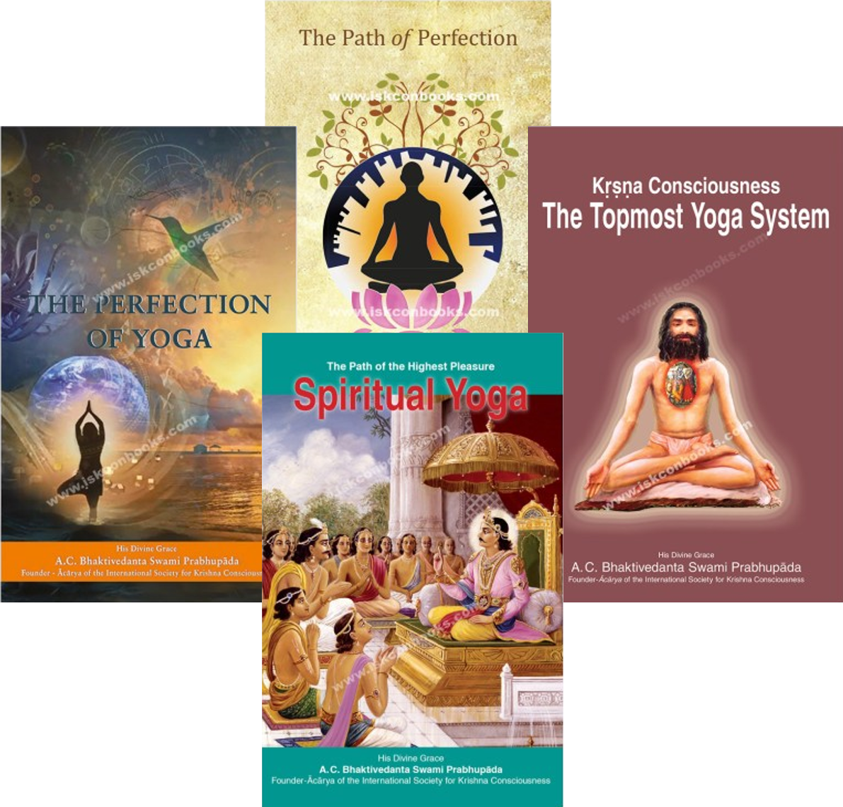 Yoga for Modern Age Series Pack