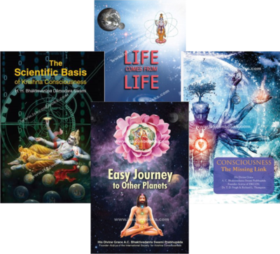 Science and Krishna Consciousness Series Pack