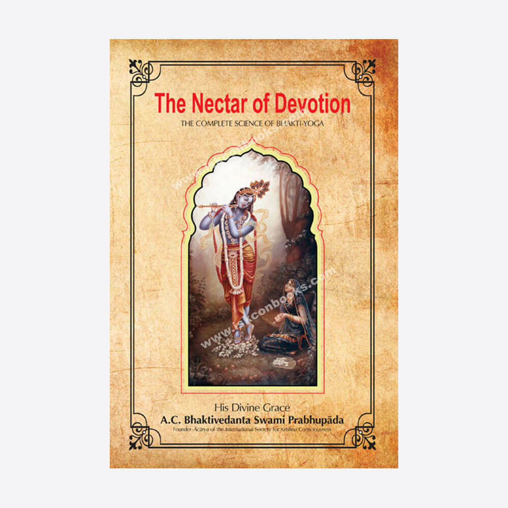 Nectar of Devotion: English