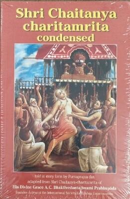 Chaitanya Caritamrit Condensed