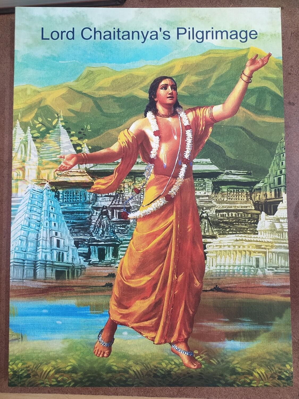 Lord Chaitanya's Piligrimage:ENGLISH