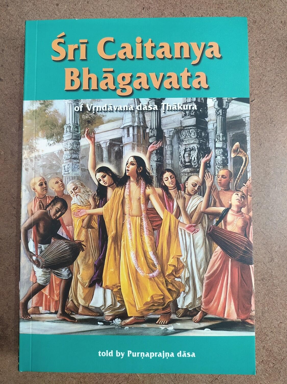 Chaitanya Bhagavata Condensed