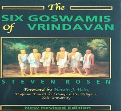 Six Gosvamis of Vrindavan:ENGLISH