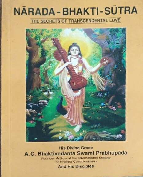 Narada Bhakti Sutra:ENGLISH