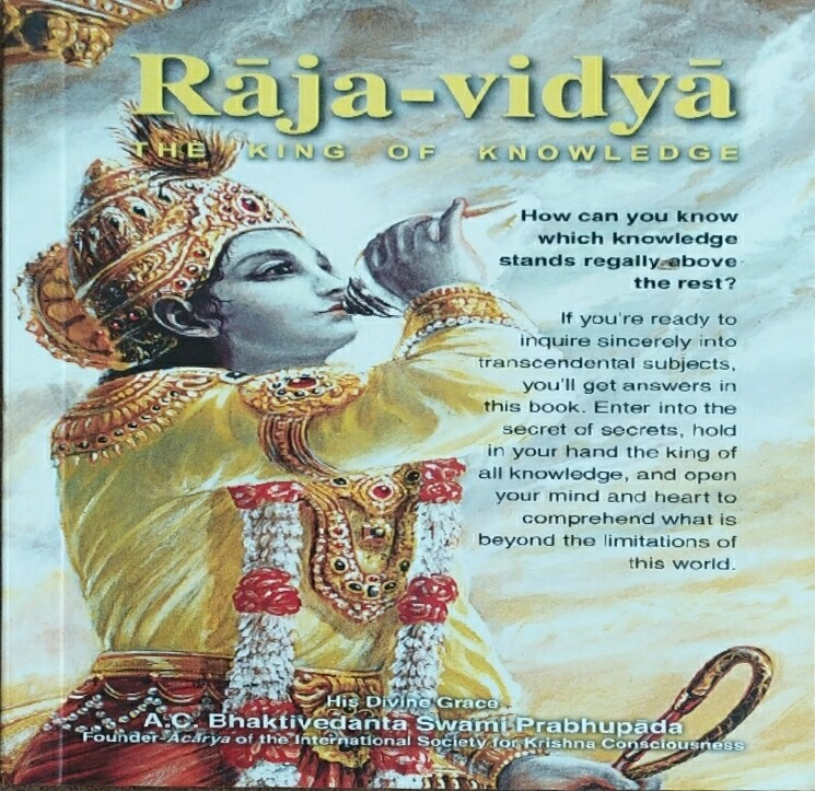Raja Vidya:ENGLISH