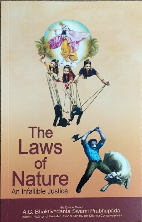 Laws of Nature:ENGLISH