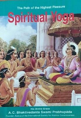 Spiritual Yoga:ENGLISH